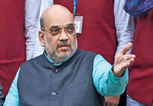 Congress leaders feeling suffocated within party: Amit Shah