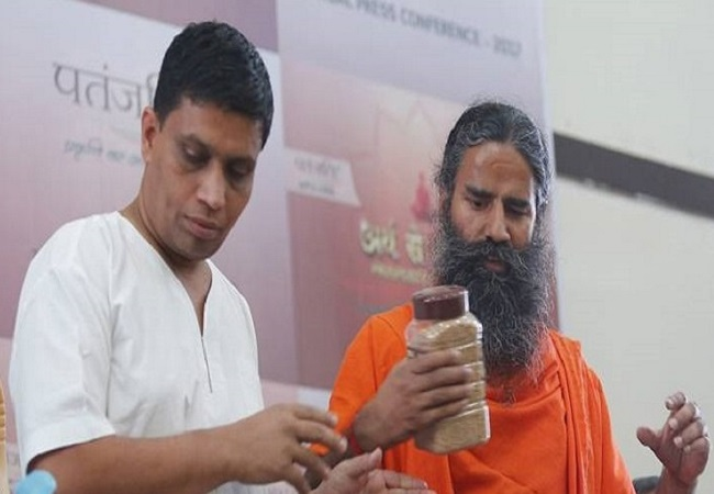 Patanjali have possible cure of COVID-19, claims Acharya Balkrishna