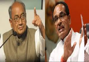FIR against Digvijaya Singh for sharing fake video regarding Shivraj Singh Chouhan