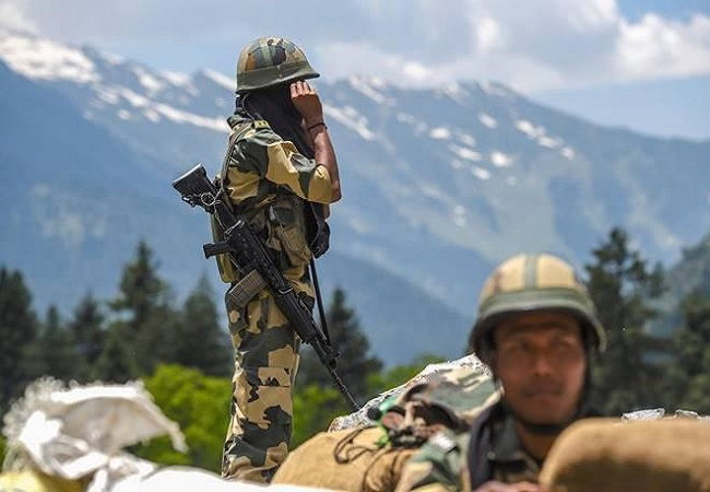 India-China standoff: China moves back some troops, vehicles to depth areas in Galwan Valley