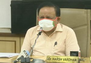Only 0.29% cases on ventilators, India on top in lowest global COVID-19 fatality rates: Harsh Vardhan