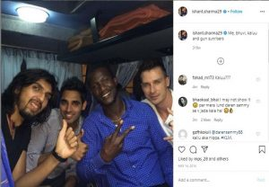 Ishant Sharma's old Instagram post surfaces as Sammy alleges racism in IPL