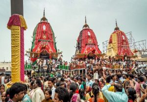 SC allows annual Jagannath Rath Yatra to be held in Odisha's Puri with certain restrictions