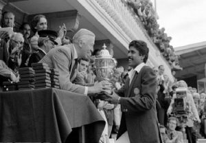 37 years ago, Team India led by Kapil Dev lifted Cricket World Cup trophy for 1st time on this day