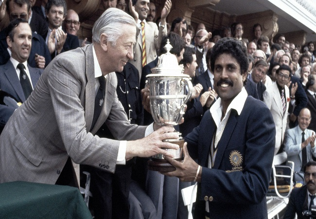Parents started thinking about inculcating values of sport after 1983 triumph: Kapil Dev