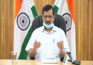 Number of COVID-19 patients in hospitals down, 9,900 beds free: Arvind Kejriwal