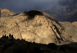 Indian Army takes control of several heights overlooking Chinese positions along Pangong lake