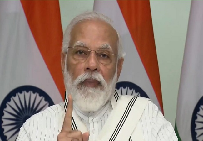 PM Modi lays out vision for self-reliant India, says 'will reduce dependence on imports'