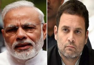 Rahul Gandhi says 'Narendra Modi is actually Surender Modi'; Twitterati asks if he means 'surrender'