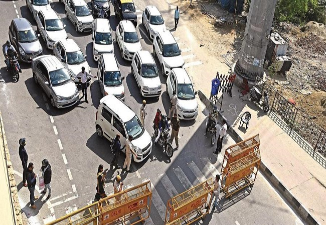 SC asks Centre to convene meeting of officials from UP, Delhi, Haryana over movement in NCR