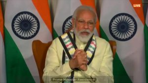 COVID-19 crisis should be turned into an opportunity for self-reliant India: PM Modi