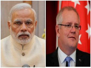 PM Modi to hold virtual summit with Australian PM Scott Morrison today