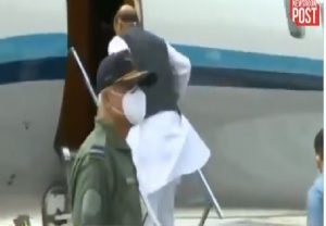 Rajnath Singh leaves for Moscow