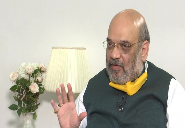 "Rahul indulging in ""shallow minded politics"", ready for ""robust debate"" in Parliament on China: Amit Shah"