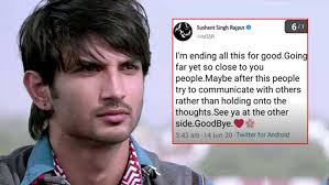 FACT CHECK: 'Last tweets' of late actor Sushant Singh Rajput are FAKE