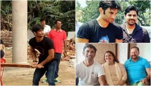Sushant Singh Rajput visited his ancestral village last year, received grand welcome