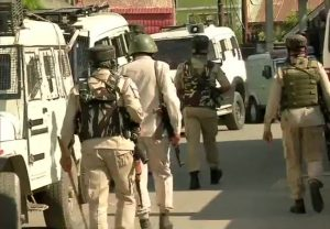 Third terrorist killed by security forces in Srinagar's Zadibal