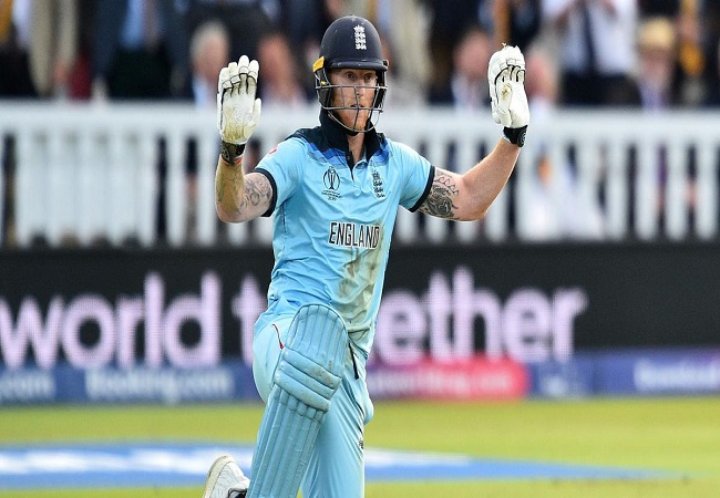 Stokes took 'cigarette break' to calm nerves during 2019 WC final: Report