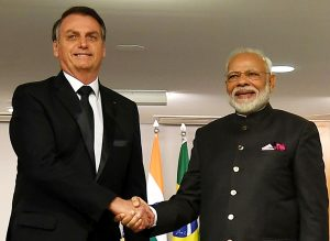 PM Modi wishes speedy recovery to Brazil President Jair Bolsonaro, down with Covid-19