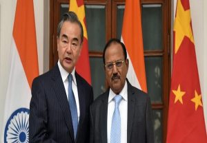 Before China's pullback in Galwan, a long phone call between NSA Doval and Chinese foreign minister