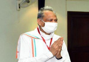BJP making fresh bid to topple Cong govts in Maha & Rajasthan, alleges Ashok Gehlot