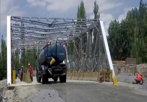 Three new bridges by BRO help Indian Army move tanks to Eastern Ladakh border