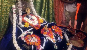 On bhoomi pujan day, Ram Lalla to don green attire with navratnas