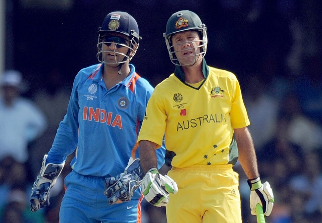 MS Dhoni a better captain than Ricky Ponting, says Shahid Afridi
