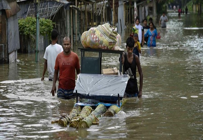 Assam floods: Over 45 lakh people across 30 districts affected, 59 dead