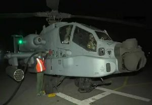 After China's pushback at Galwan, IAF choppers including Apache & Chinook carry out night operations at LAC