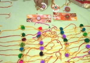 Vocal for Local: Indore women to send handmade rakhis to PM Modi, Amit Shah, Rajnath Singh and Indian Army