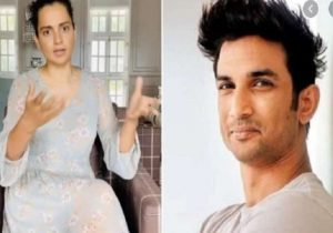 Mumbai Police to issue fresh summons to Kangana Ranaut in Sushant Singh Rajput death case