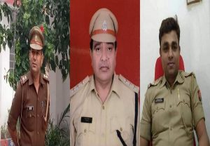 Earthmover to block road, firing from terrace: How criminals trapped police team…8 cops who lost lives
