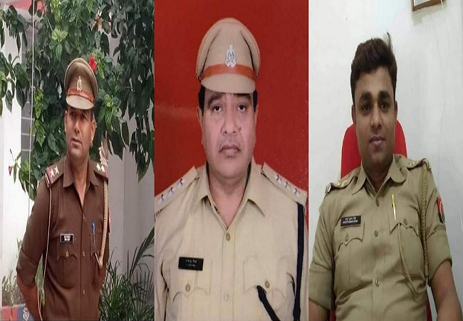 Kanpur policemen who lost lives