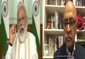 Great time to invest in India: PM Modi tells IBM CEO