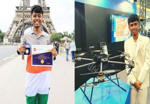 Inspiring story of young scientist who built 600 drones using E-waste, rejected foreign job offers to join DRDO