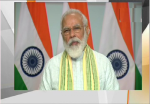 India among top 5 nations in solar energy: PM Modi after dedicating 750 MW Solar Project