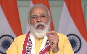 Northeast has potential to become India's growth engine: PM Narendra Modi