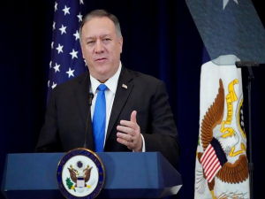 "Mike Pompeo says US is ""certainly looking at"" banning Chinese social media apps, including TikTok"