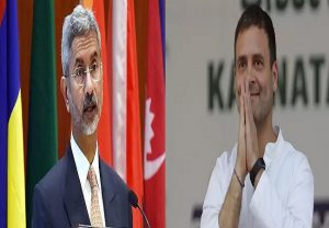 S Jaishankar's sharp rejoinder to Rahul's charges, EAM 'schools' him on India's foreign policy