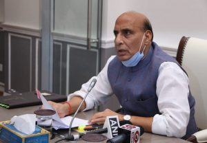Big push for 'Atmanirbhar Bharat' in defence, India to embargo import of 101 items: Rajnath Singh