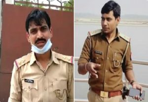 UP govt cracks down on rogue cops, SHO & SI arrested for informing gangster Vikas Dubey before raid