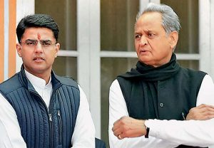 Rajasthan HC makes Centre party in plea by Sachin Pilot, MLAs