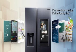 Samsung launches SpaceMax Family Hub refrigerator in India