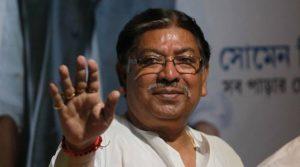 West Bengal Congress president Somen Mitra passes away