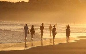 Short, frequent walks near water bodies can benefit mental health: Study
