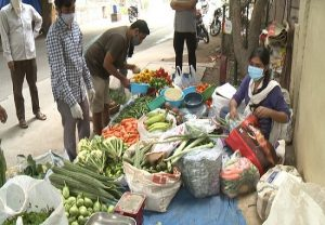 Sonu Sood offers job to woman selling vegetables after losing MNC job