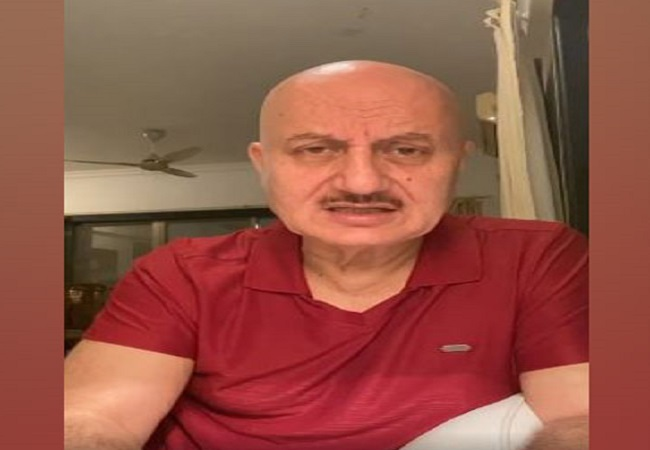 Anupam Kher says mum 'declared healthy' ready to be discharged for home quarantine