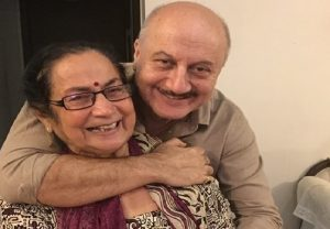 Anupam Kher's mother Dulari, brother Raju and his family test positive for coronavirus