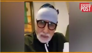 'Stay calm and not panic,' says Amitabh Bachchan; thanks doctors, nurses at Nanavati hospital (VIDEO)